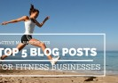 fitness business blogs