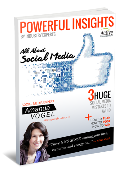 Powerful Insights with Amanda Vogel