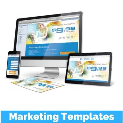 Product Widget - Marketing Templates