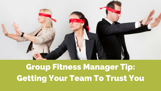 Group Fitness Manager Tip