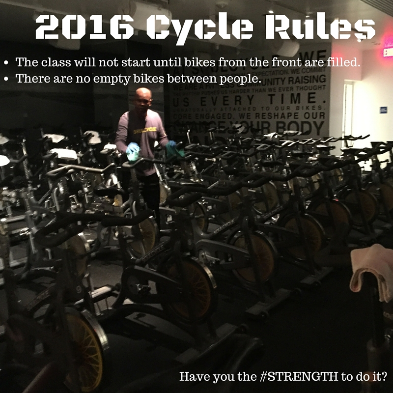 cycle rules