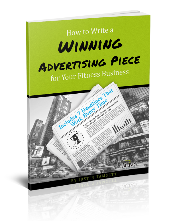 How To Write A Winning Advertising Piece for Your Fitness Business