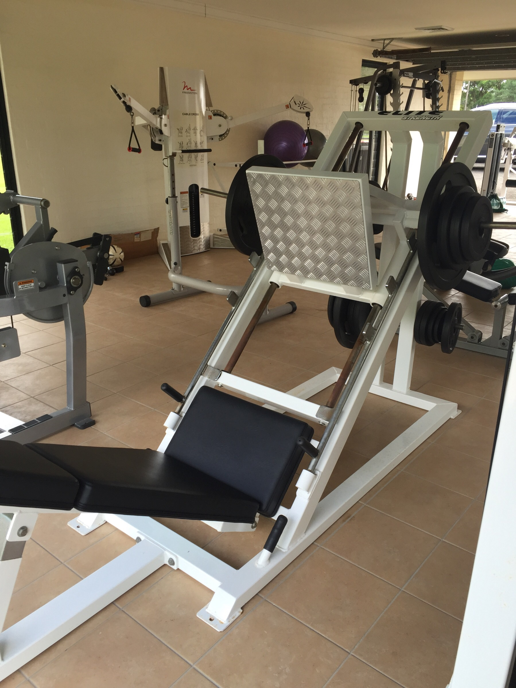 Fitness equipment for sale active management