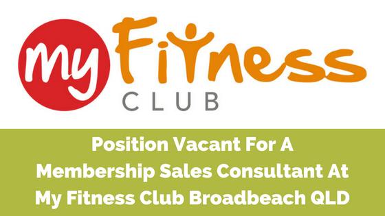Membership Sales Consultant