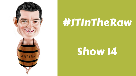 #JTInTheRaw