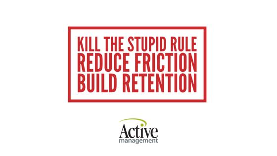 Kill the stupid rule