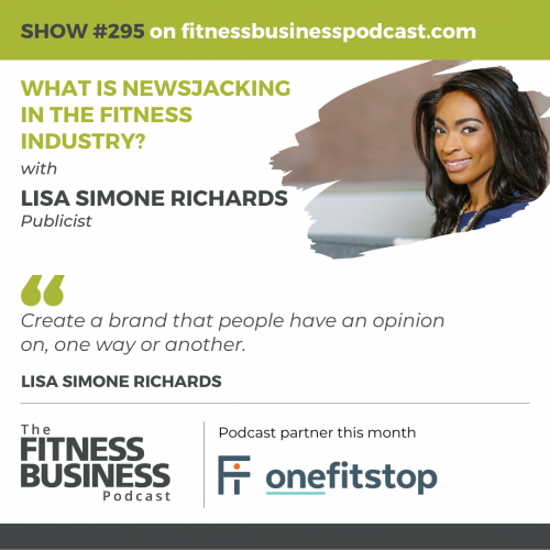 FBP Show 295 Lisa Simone Richards
