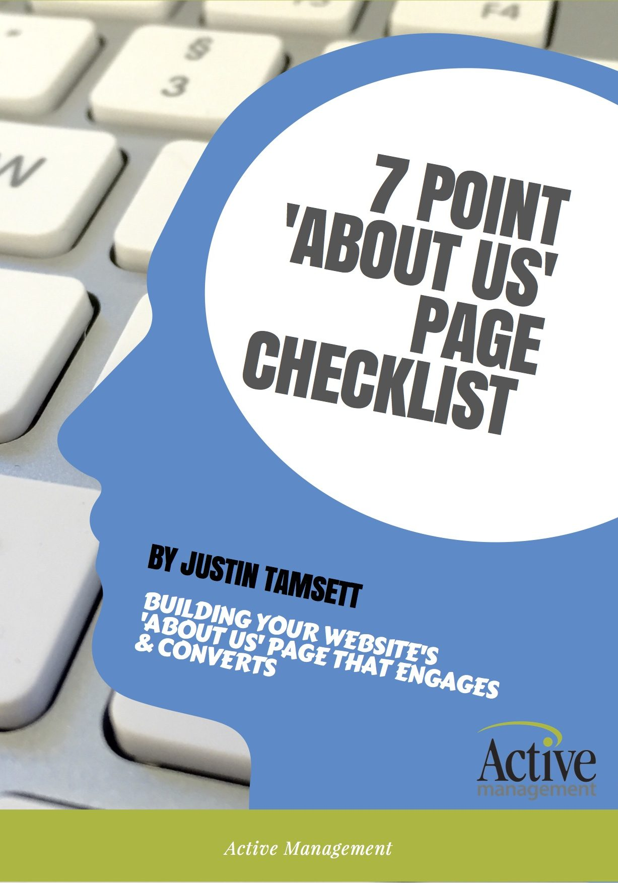 7 Point About Us Page Checklist