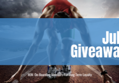 July Giveaway