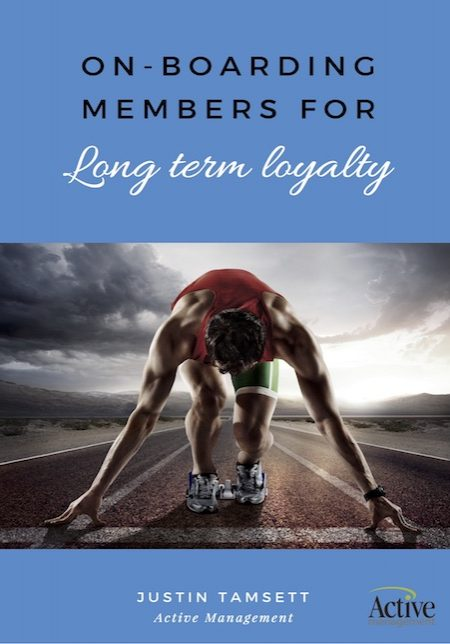 On-Boarding Members For Long Term Loyalty